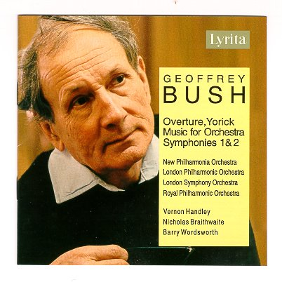 Geoffrey Bush Musical Instruments & Gear Fain Would I Change That Note Voice Vocals Choral Music Book