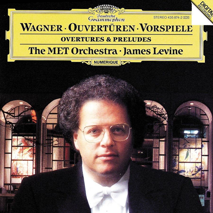 1974cbc09f3 James Levine Interview (about Wagner) with Bruce Duffie ...